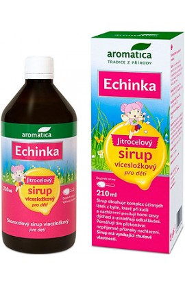 Aromatics, Echinka, plantain syrup, 210 ml