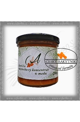 Agnes, sea buckthorn concentrate in honey, 200 g