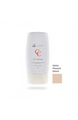 Dermaheal CC cream for complete correction - Shade Natural Beige 50g