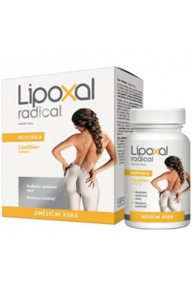SIMPLY YOU PHARMACEUTICALS, Lipoxal Radical 180tbl.