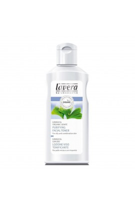 LAVERA, CLEANSING LOTION GINKGO & GRAPE, FACES, 125 ml