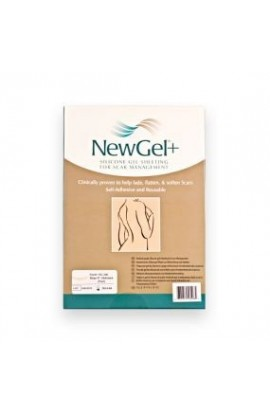 NewGel + Beige patch on the stomach length 20 cm 2 pcs