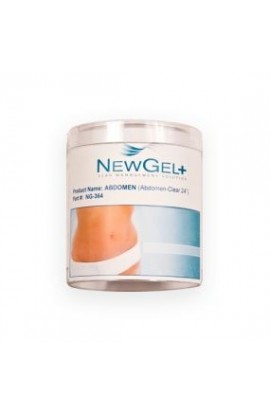 NewGel + Transparent patch on the stomach length 60 cm 1 p