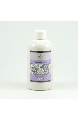 SALOOS, MASSAGE OIL LAVENDER, 250 ML