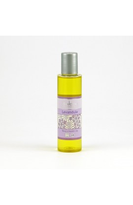 SALOOS, MASSAGE OIL LAVENDER, 125 ML