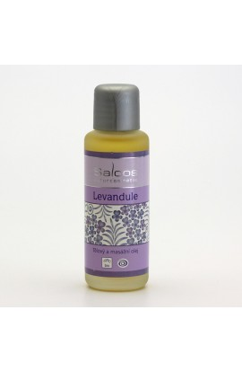 SALOOS, MASSAGE OIL LAVENDER, 50 ML