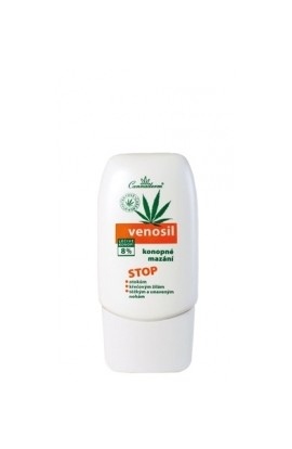 Cannaderm, Venosil Hemp cannabis 100 ml