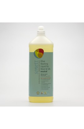 SONETT, WORK GEL OLIVE FOR WOOL AND SILK NEUTRAL, 1000 ML