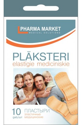 Plasters Pharma Market MIX 10gb