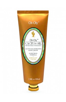 Moisturizing hand cream With cactus oil 100ml OLI-OLY