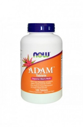 Now Foods, ADAM, Superior Mens Multi, 120 Tablets