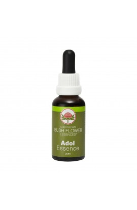 "AUSTRALIAN BUSH FLOWER ESSENCES, THE COMBINED ESSENCE OF ""ADOL"", 30 ML"