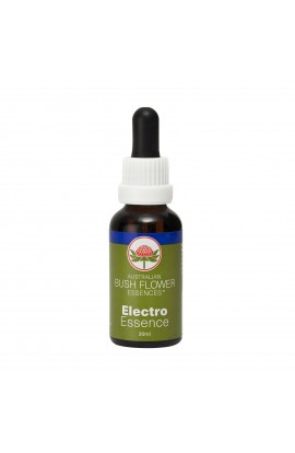 "AUSTRALIAN BUSH FLOWER ESSENCES, THE COMBINED ESSENCE OF ""ELECTRO"", 30 ML"