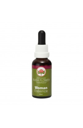 "AUSTRALIAN BUSH FLOWER ESSENCES, THE COMBINED ESSENCE OF ""WOMAN"", 30 ML"