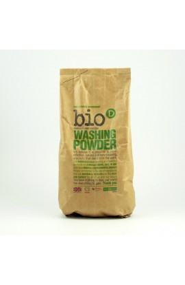 BIO-D, WASHING POWDER, 12,5 KG