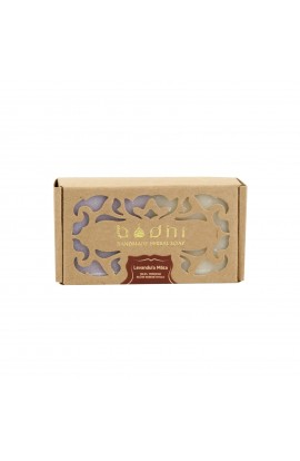 BODHISPA, SOAP STIFF LAVENDER AND MINT, 100 G