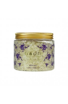 BODHISPA, BATH SALT LAVENDER AND MINT, 500 G