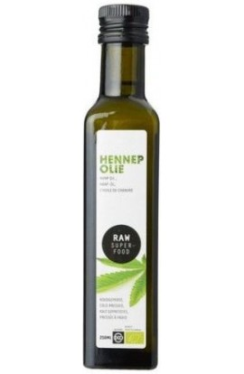 Allnature, Allnature Hemp Oil Bio Raw 250 ml
