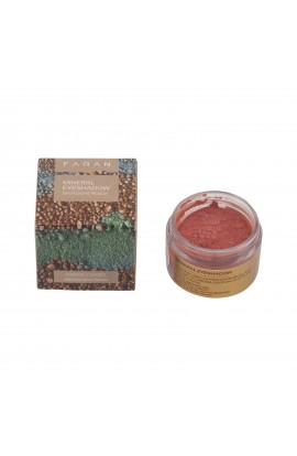FARAN, MINERAL EYE SHADOW, SPOTLIGHT PEACH, 4 G