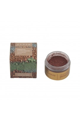 FARAN, MINERAL EYE SHADOW, STRAWBERRY FIELD, 4 G