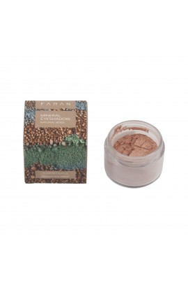 FARAN, MINERAL EYE SHADOW, NATURAL BEIGE, 4 G