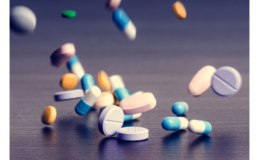 DELIVERY OF MEDICINES FROM FRANCE